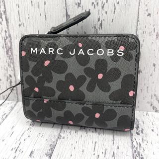 マークジェイコブス(MARC JACOBS)の◆新品◆MARC JACOBS マークジェイコブス 二つ折り財布 花柄②(財布)