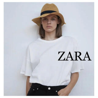 ZARA - ZARA ザラ 新品 バンド ウーブンハット