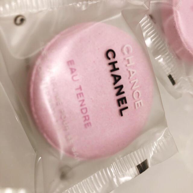 CHANEL(シャネル)のCHANELシャネル チャンス オータンドゥル バス タブレット  ホワイトデー コスメ/美容のボディケア(入浴剤/バスソルト)の商品写真