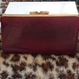 ジバンシィ(GIVENCHY)の#ジバンシィがま口長財布(財布)