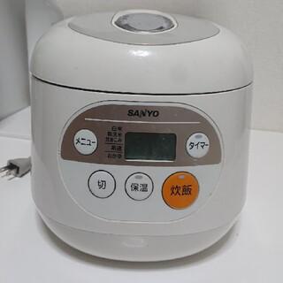 サンヨー(SANYO)のサンヨー  炊飯器(炊飯器)