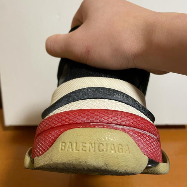 Balenciaga(バレンシアガ)のbalenciaga スニーカー メンズの靴/シューズ(スニーカー)の商品写真