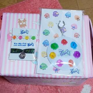 Kis-My-Ft2 - Kis-My-Ft2 Toy2 リボンブレスレット&スクリ〜マ〜ズホルダー