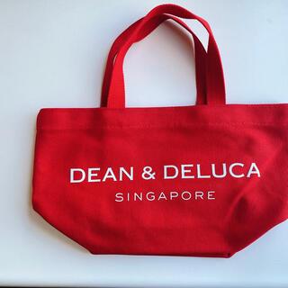 ディーンアンドデルーカ(DEAN & DELUCA)のDEAN & DELUCA トートバッグ シンガポール限定品(トートバッグ)