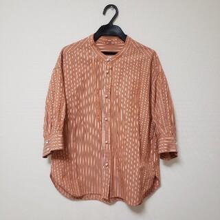 Spick and Span - スピックアンドスパン パールボタンシャツ