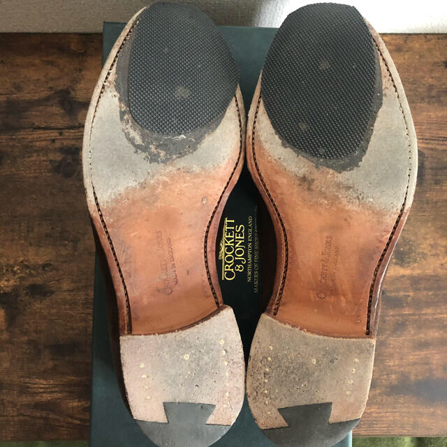 Crockett&Jones(クロケットアンドジョーンズ)のcrocket&jones メンズの靴/シューズ(ドレス/ビジネス)の商品写真
