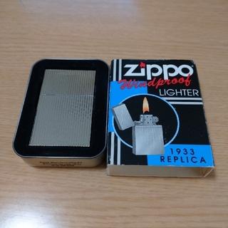 ジッポー(ZIPPO)のZIPPO1933 FIRST リリース(タバコグッズ)