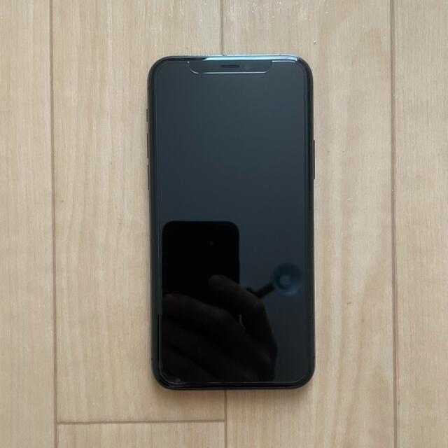 iPhone(アイフォーン)のiPhone11Pro 256GB SIMフリー ブラック スマホ/家電/カメラのスマートフォン/携帯電話(スマートフォン本体)の商品写真