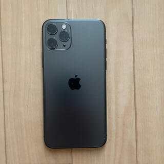 iPhone - iPhone11Pro 256GB SIMフリー ブラック