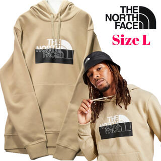 THE NORTH FACE - 欧州限定◆本物保証◆THE NORTH FACE ロゴパーカー