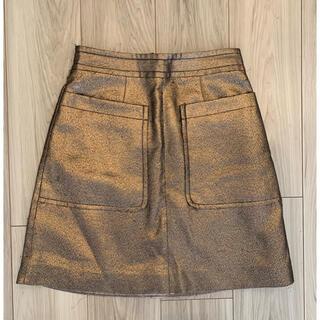 マークバイマークジェイコブス(MARC BY MARC JACOBS)のmarc by marc jacobs 台形スカート(ミニスカート)