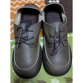 リゲッタカヌー(Regetta Canoe)のリゲッタ カヌー メンズ シューズ 2WAY スニーカー Mサイズ 靴(スニーカー)