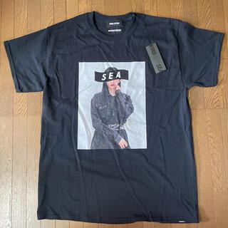 シー(SEA)のウィンダンシー✕ゴッドセレクション (FEAT. RIA) 完全受注生産(Tシャツ/カットソー(半袖/袖なし))