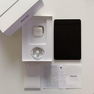 Apple - iPad mini5 スペースグレー