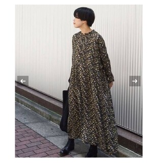 JOURNAL STANDARD - 新品☆journal standard luxe☆ampleプルワンピース