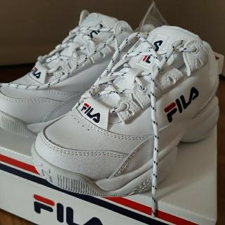 FILA - FILA スニーカー22.5cm