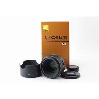 Nikon - 807 Nikon AF-S 58mm F1.4 G ナノクリ フルサイズ対応
