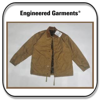エンジニアードガーメンツ(Engineered Garments)のエンジニアードガーメンツ イリデセントツイルジャケット米国製 US/S=JP/M(ブルゾン)