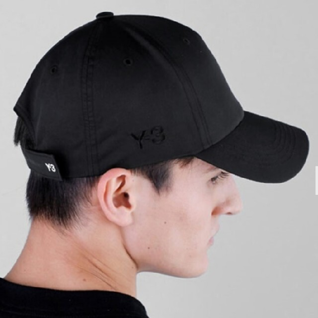 Y-3(ワイスリー)の【完売品レア物!】Y3 Y-3 20ss DADダッドキャップ メンズの帽子(キャップ)の商品写真