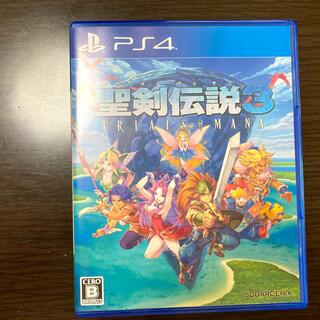 PlayStation4 - 聖剣伝説3