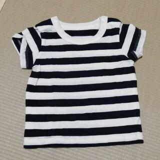 MUJI (無印良品) - 無印良品 半袖Tシャツ 70