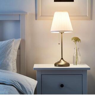 IKEA - IKEA テーブルランプ オースティード LED電球付き 新品未使用