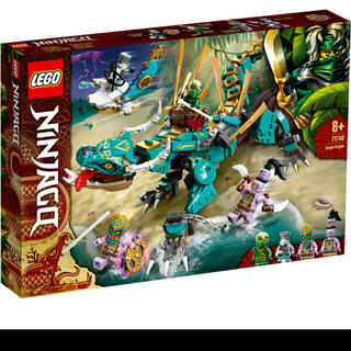 Lego - レゴ (LEGO) ニンジャゴー ジャングル・ドラゴン 71746