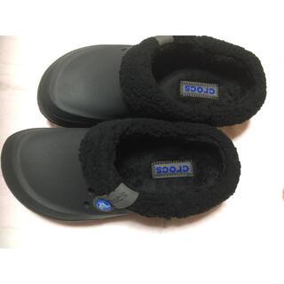crocs - クロックス    黒  24cm