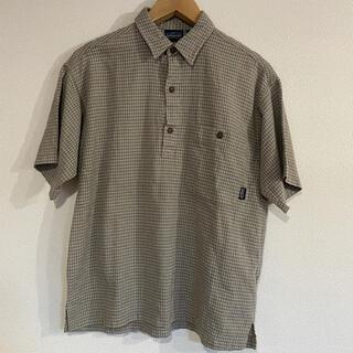 patagonia - レア パタゴニア 99年製 オーガニックコットンシャツ チェック