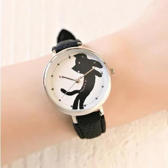 TSUMORI CHISATO(ツモリチサト)のツモリチサト キラネコの腕時計 レディースのファッション小物(腕時計)の商品写真