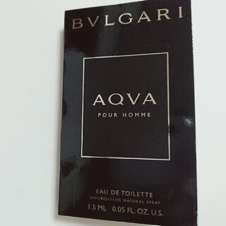 BVLGARI - 【43】ブルガリ香水サンプル