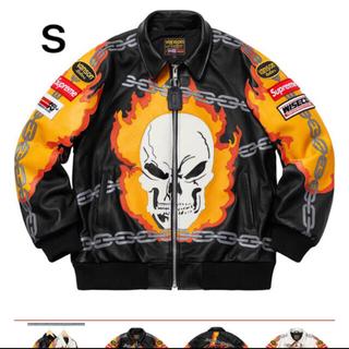 Supreme - supreme Vanson Leathers Ghost Rider Sサイズ