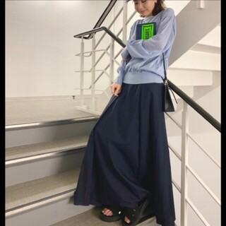 L'Appartement DEUXIEME CLASSE - 【HAVEL studio/ハーヴェル スタジオ】Flare Skirt