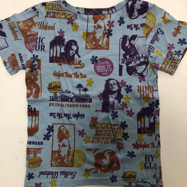 JOEY HYSTERIC(ジョーイヒステリック)のJOEY HYSTERIC Tシャツ キッズ/ベビー/マタニティのキッズ服男の子用(90cm~)(Tシャツ/カットソー)の商品写真