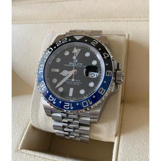 ロレックス(ROLEX)の未使用。GMTマスターⅡ!126710BLNR(腕時計(アナログ))