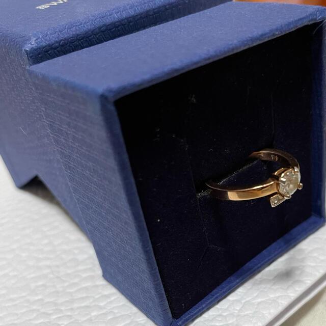 SWAROVSKI(スワロフスキー)のスワロフスキー SWAROVSKI 「Fresh リング」指輪 レディースのアクセサリー(リング(指輪))の商品写真