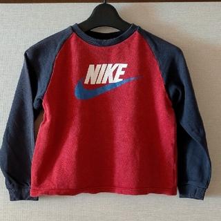 ナイキ(NIKE)のNIKE ナイキ トレーナー130センチ(Tシャツ/カットソー)