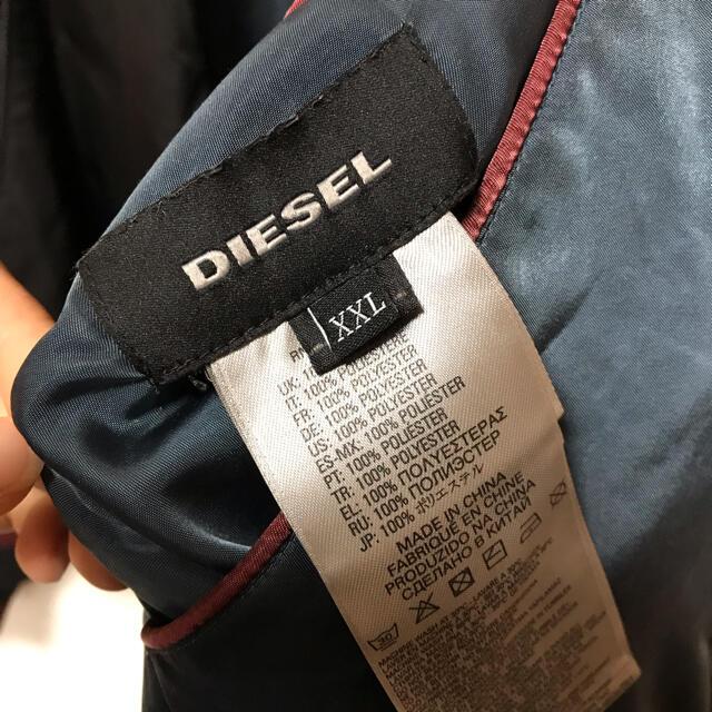 DIESEL(ディーゼル)のハス様専用  ディーゼル スタジャン ブルゾン 刺繍 メンズのジャケット/アウター(ブルゾン)の商品写真