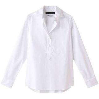 マルティニークルコント(martinique Le Conte)のマルティニーク  パールボタンシャツ(シャツ/ブラウス(長袖/七分))
