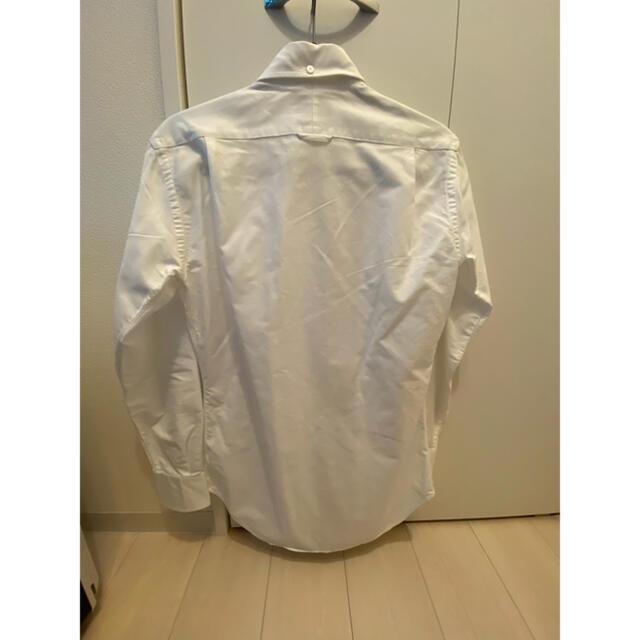 THOM BROWNE(トムブラウン)のトムブラウン シャツ ホワイト 1 メンズのトップス(シャツ)の商品写真