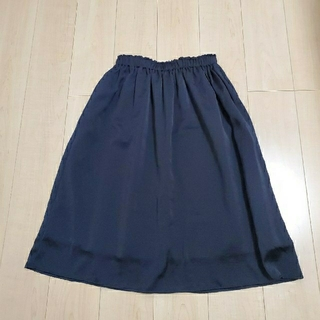 コムサイズム(COMME CA ISM)のコムサイズム スカート 11号(ひざ丈スカート)