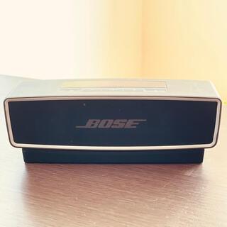 ボーズ(BOSE)のBose SoundLink Mini Bluetooth speaker II(ポータブルプレーヤー)