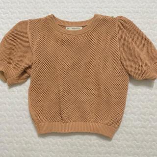 Caramel baby&child  - SOOR PLOOM♡mimi knit 4-5Y