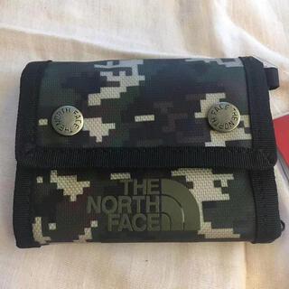 ザノースフェイス(THE NORTH FACE)のTHE NORTH FACE(ザノースフェイス)財布(折り財布)