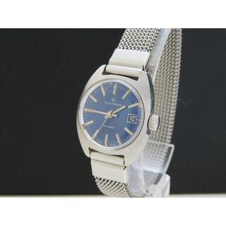 ウォルサム(Waltham)のWALTHAM 自動巻き腕時計 21JEWELS デイト cal.2651(腕時計)