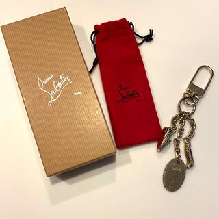 クリスチャンルブタン(Christian Louboutin)のクリスチャンルブタン 限定非売品 キーホルダー 中古(キーホルダー)