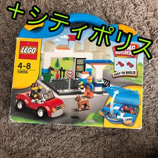 Lego - LEGO 10659 ガソリンスタンドと60006 シティポリス