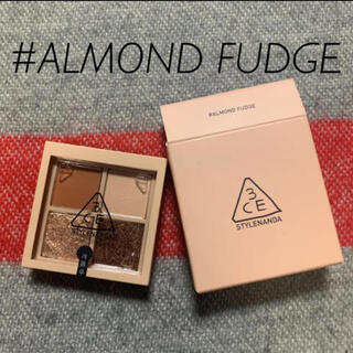 3ce - 3CE / EYESHADOW PALETTE  #Almonds Fudge