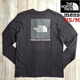 THE NORTH FACE - 【海外限定】TNF メンズ ロンT 黒 Mサイズ