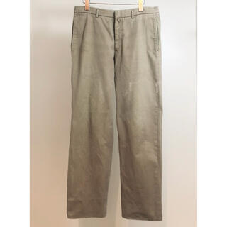 Jil Sander - RAF期 JIL SANDER pants beige size48